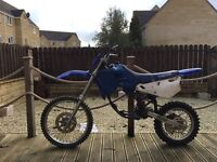 Yz 80 Rolling Chassis