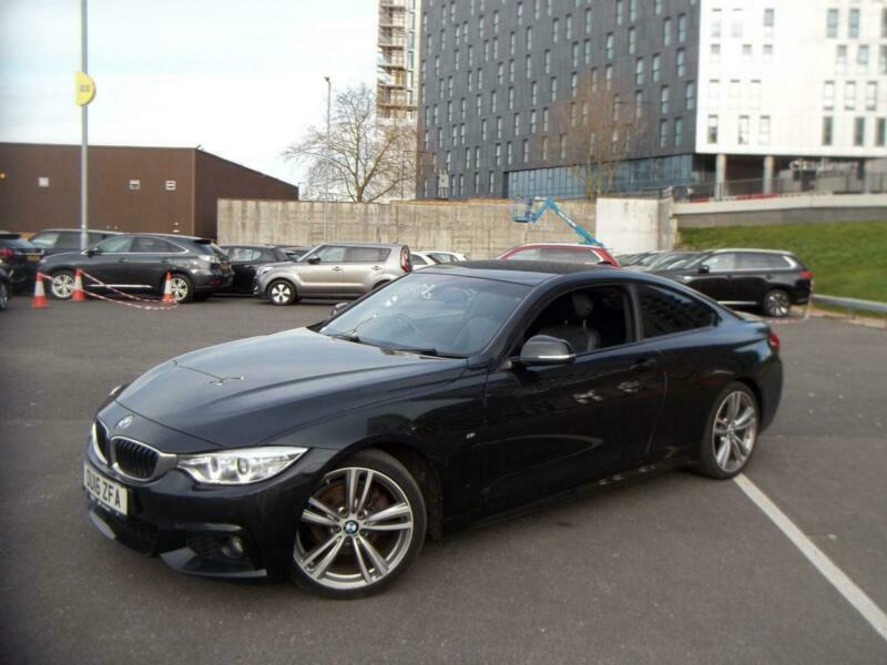 2016 BMW 4 Series 2.0 420d M Sport 2dr