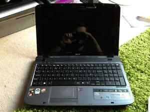 Acer Aspire 5536-744G50Mn(POUR PIECES NO HARD DRIVE)