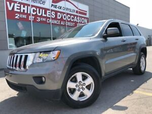 Jeep Grand Cherokee 4WD 4dr+LAREDO+MAGS+A/C+GR.ELEC+WOW! 2011