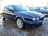 Jaguar X-Type 2.5I V6 S (blue) 2006