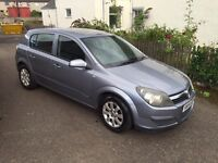 Low Milage 2004 1.4L Vauxhall Astra