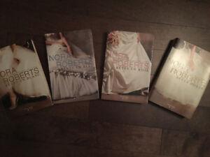 Quatre saisons de fiançailles - la série