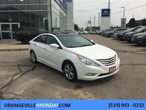 2012 Hyundai Sonata Limited Auto - Leather/Sunroof
