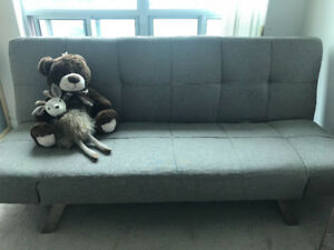 New, Comfortable Sofa Bed!