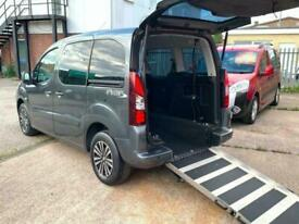 image for Peugeot Partner Tepee 1.6 HDi WHEELCHAIR ACCESS VEHICLE WAV DISABLED MOBILITY