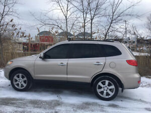 Hyundai Santa Fe 2007 V6 Fully Loaded Mint