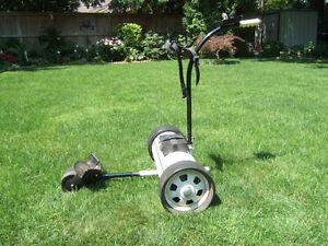 Lectronic Kaddy, Push Carts, Golf bags/clubs