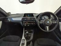 2018 BMW 120D M SPORT ALCANTARA SEATS PARKING SENSORS 1 OWNER SERVICE HISTORY