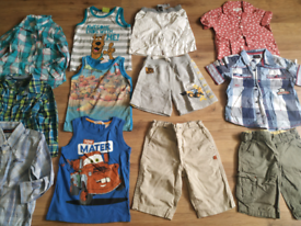 Summer clothes for boy age 3-4