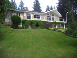 Country Home & 2 1/2  acres