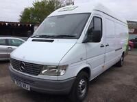 MERCEDES BENZ SPRINTER 312 D LONG WHEEL BASE HIGH ROOF 2.9 TURBO DIESEL
