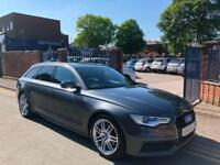 2012 Audi A6 Avant 2.0TDI (177ps) (C7) S Line - ESTATE - GREY!
