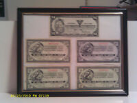 OLD CANADIAN TIRE MONEY...COLLECTABLE