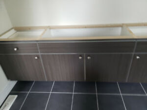 SET OF TWO 72 INCH BATHROOM VANITIES PACKAGE