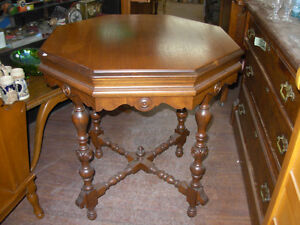 Beautiful Octagon Parlour Table