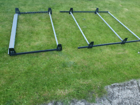 Vauxhall vivaro roof rack