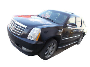 2012 CADILLAC  ESCALADE EXT PICKUP AWD Cash/trade/lease to own t
