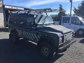 Land Rover 110 Defender 2.4TDi
