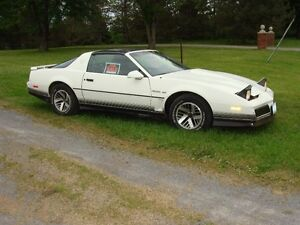 1984 Pontiac Firebird Trans Am Coupe (2 door)
