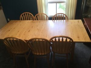 IKEA Norden extra large table