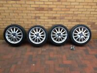 Ford Fiesta S Wheels