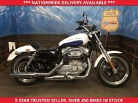 HARLEY-DAVIDSON SPORTSTER XL883L SUPERLOW GENUINE LOW MILEAGE 2015