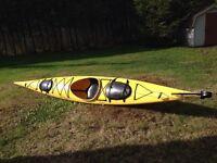 Kayak de mer - 17 pieds