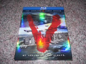 V - The Complete First Season on Blu-Ray