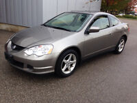 2002 Acura RSX Manual Coupe Certified 175k km