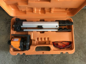 Johnson Level & Tool Rotary Laser Leveling System 40-0917