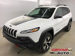 Jeep Cherokee Trailhawk V6 4x4 MAGS 2016