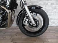 Yamaha XJR1300 - Beowulf/wilbers suspension!