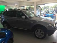 2005 BMW X3 2.0d Sport Full Mot nice to drive, FINANCE PART EXCHANGE WELCOME