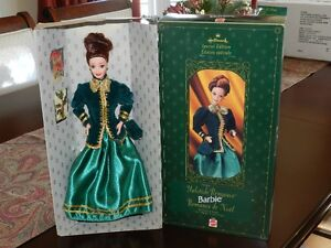 Yuletide Romance Barbie
