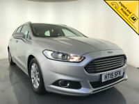 2015 FORD MONDEO ZETEC ESTATE DIESEL FREE ROAD TAX 1 OWNER FORD SERVICE HISTORY