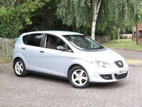 REDUCED TO CLEAR - Seat Altea 1.9TDI Reference**DIESEL**1 OWNER**C-MAX? GOLF?