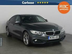 image for 2016 BMW 4 Series 420d [190] Sport 5dr Auto [Business Media] COUPE Diesel Automa