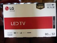 """LG 32LH51 32"""" 2016 HD Ready LED TV Brand New and Sealed TV"""