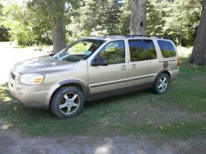 2005 Chevrolet Uplander Van