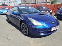 Toyota CELICA DRIVES VERY WELL