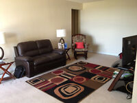 Looking for female roommate for 2 bedroom apt.