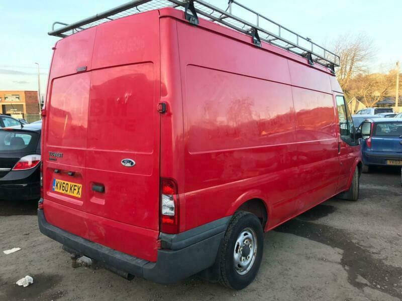 20ce78b41a Ford Transit 2.2TDCi Duratorq 115PS 300L Med Roof 300 LWB -2011 60-REG