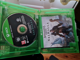 XBOX ONE Assasins Creed Valhalla