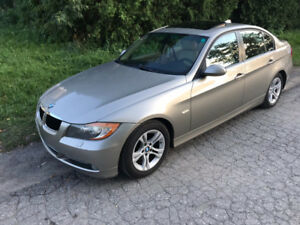 2008 BMW 3-Series 328xi AWD clean Sedan