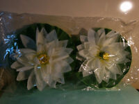 Decoration for home-fake lotus flower and fragrant flower