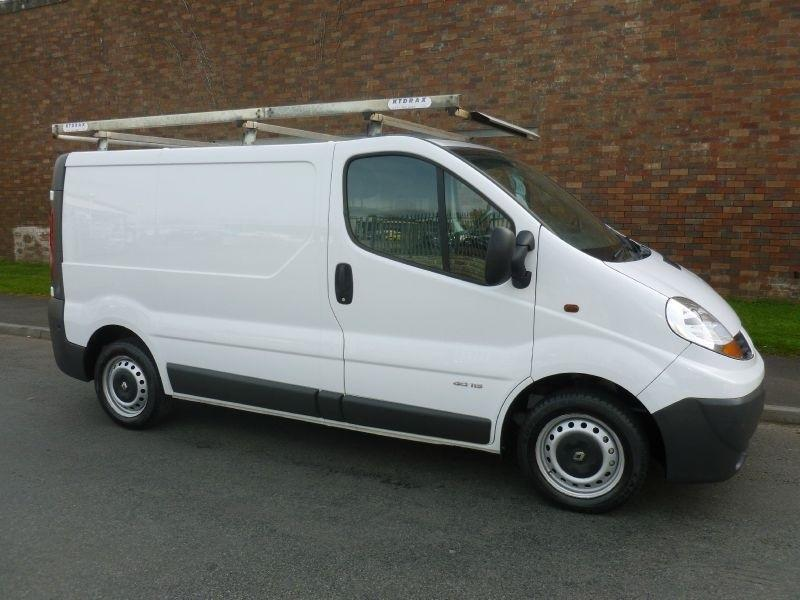 renault trafic sl27 dci 115 swb van inc vat diesel manual 2007 57 in bridgend gumtree. Black Bedroom Furniture Sets. Home Design Ideas