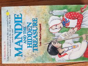 Mandie book