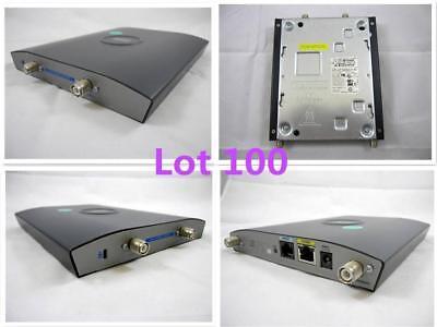 Lot of 100 Cisco 1242AG AIR-LAP1242AG-A-K9 802.11A/B/G POE Wireless Access Point 100 Cisco Access Points