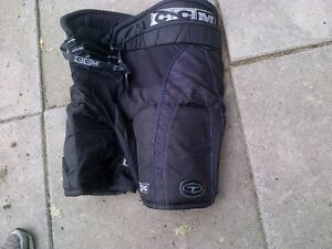 Small Black Hockey Pants - CCM   $25